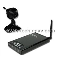 2.4G Wireless Mini Camera with Video Recorder / Wireless Video Camera / DVR Recorder