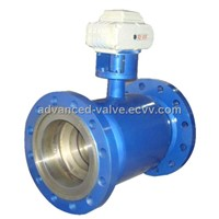 Fully Welded Flanged Ball Valve