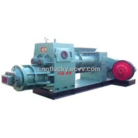 Brick Extruder Machine