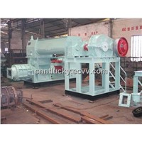 Double Stage Vacuum Extruder Machine