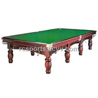 12ft Tournament Snooker Table