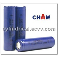 18650 LIFEPO4 Cylindrical Li-ion Batteries/Cell