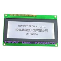192X64 Graphic LCD Display COB Type LCD Module (LM19264K)