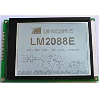 "320X240 5.7"" Graphic LCD Display Cog Type LCD Module (LM2088)"