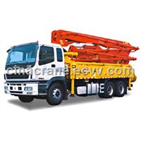 32M Truck-mounted Concrete Pump