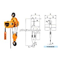 3T Electric Chain Hoist
