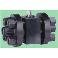 3pc High Pressure Ball Valve / Pressure Valve