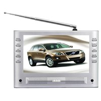 7 inchs Portable TV Player