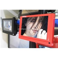 "7""Point-of-Sale Players,Retail POS, LCD Video Displayer."