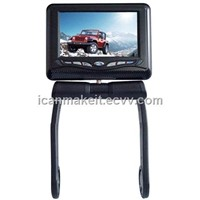 8.5 inch Car Central Armrest TFT-LCD DVD Player