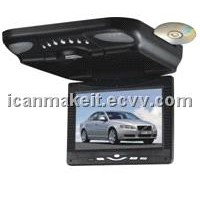 "8"" Flip-down Car DVD Player"