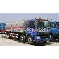 Auman Three Axles Chemical Liquid Tank Truck 23000L