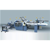 Automatic Combination Folding Machine (ZYHD660)