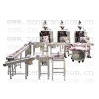 Automatic Small Liquid Bag Packaing Line