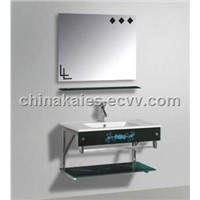 China Sanitary ware Suppliers Bathroom Cabinet (FS-6018)