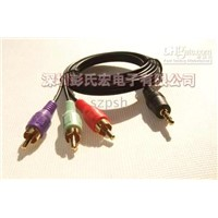 By HKpost 10pcs Audio Cable
