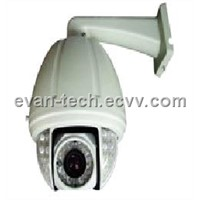 CCD Camera with Nightvision and Motion Detection