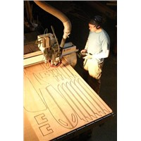CNC Engraving & Cutting Router Machinery