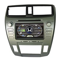 "Car DVD Player for New City with 7"" Digital Touch Screen Monitor"