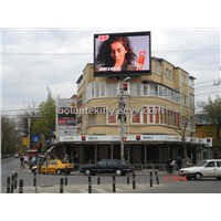 China Outdoor P16 Full Color LED Display with High Brightness