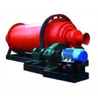China Kunding Energy-Saving Cone Ball Mill
