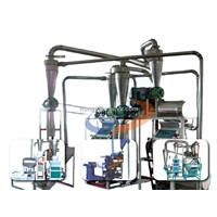 Complete Flour Mill,Flour Making Machine