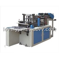 Computer Control Disposable Plastic Glove Making Machine