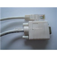 DB9F TO RJ45 Cable