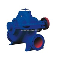 DQOW Series Single-Stage Double-Suction Split Volute Centrifugal Pump