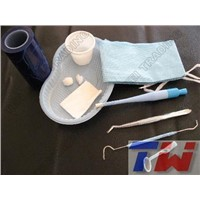 Disposable Dental Supplies Box