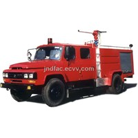 Dongfeng 3CBM Dry Powder Fire Truck