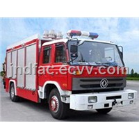 Dongfeng 145 Rescue Lighting Fire Truck