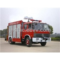 Dongfeng 153 Rescue Lighting Fire Truck