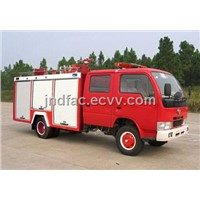 Dongfeng 2000L Water Tank Fire Truck