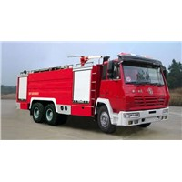 Dongfeng Double Axle Foam Fire Fighting Truck (9300L)