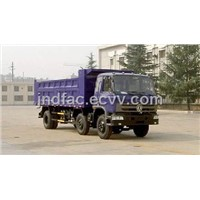 Dongfeng Three Axles Dump Truck