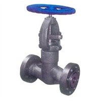 Flanged End Pressure Seal Globe Valve