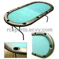 84'' Folding Poker Table