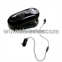 Functional Bluetooth Ear Piece Camera with Mini Dvr