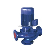 GW Series Pipeline Type High Efficently Non-blockage Sewage Pump