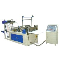 High Speed Heat Sealing and Cold Cutting Bag Making Machine
