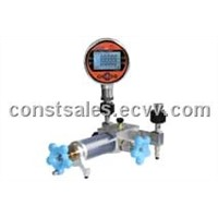 High Pressure Calibrator