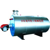 Horizontal Gas-Fired Heat Transfer Oil Furnace