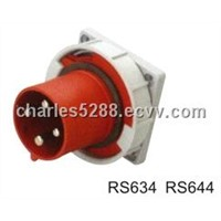 IP67 Industrial Utensil Sockets RS634&RS644