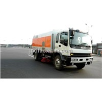 ISUZU Sweeping Truck