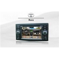 In-Dash Car DVD Player and GPS Fit