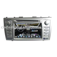 "In-Dash Car Dvd Player & Gps Oem for Toyota Camry with 7""digital Screen"
