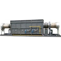 Indirect Rotary Kiln/drying machine