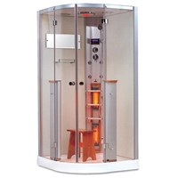 Infrared Sauna Steam Room