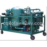 KF-M Double Stage Insulation Oil Purifier